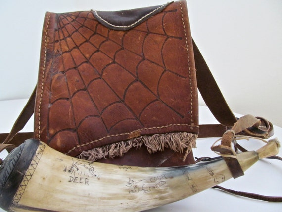 Leather Hunting Bags Antique Leather Hunting Bag
