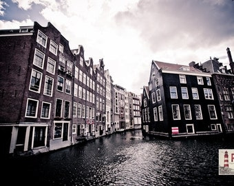 Amsterdam Homes on the Water