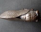 Vintage 1950's Moth Brooch