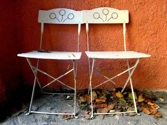 Chaise de jardin française: photographies artistiques