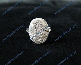 Beautiful Bella Ring twlight Bella engagement ring with109pcs diamond ---14k gold 006version