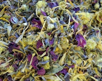 Herbal Facial Steam & Aromatherapy Blend - Amazing and Organic