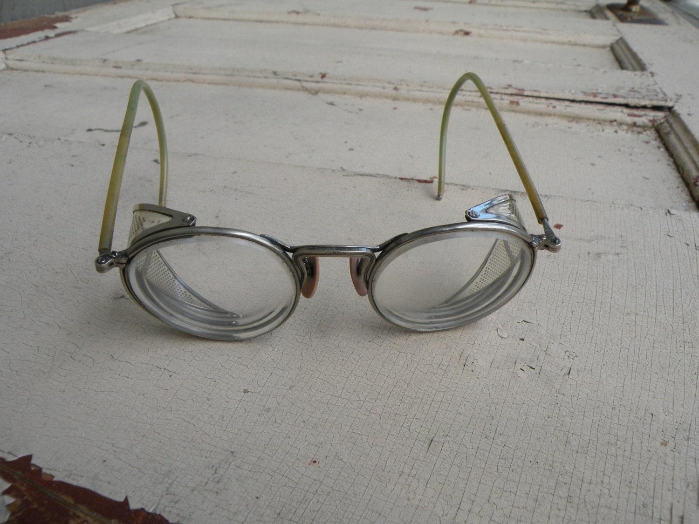 Safety Glasses Vintage 10