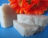 Lavender Rosemary Spruce-Handmade-Shea Butter Bar-Hot Process