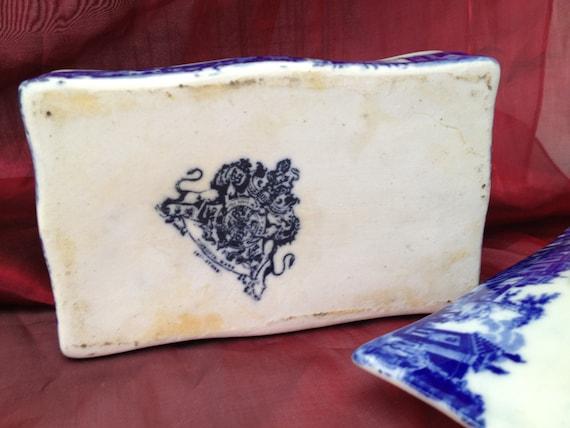 antique white ironstone china - Laurel Leaf Farm