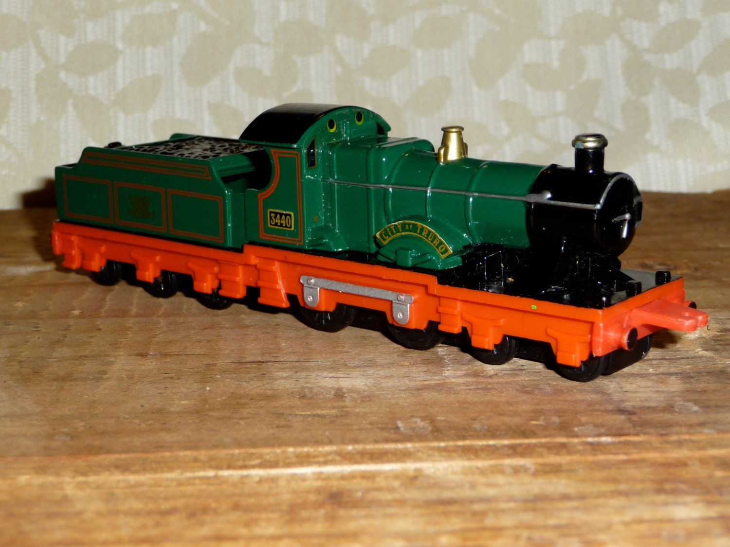 My ERTL Thomas the Tank Engine Collection - Vintage Metal ... |Thomas The Tank Engine Ertl