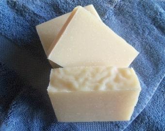 Citronella Essential Oil Cold Process Soap--50% OFF