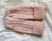 Newborn Cashmere Baby Pants Diaper Cover Longies