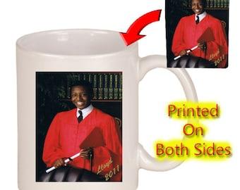 Custom Personalized Photo Mug
