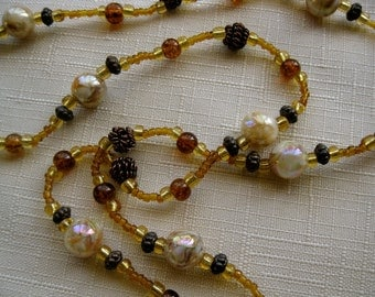 Autumn Beauty Necklace