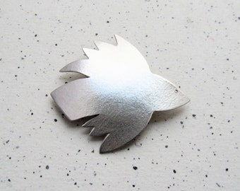 "Sterling Silver  ""Bird""  Brooch"