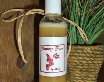 100% Natural Honey Face Wash