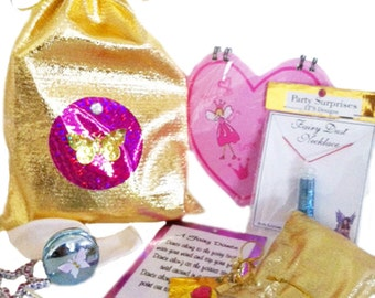 Fairy Party Bag with 7 great items