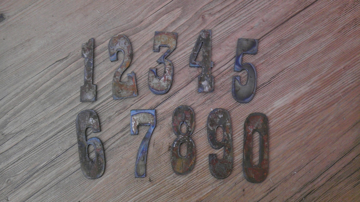 Bulk lot of 100 number sets 0 9 3 inch tall 1000 total for Wholesale craft supplies for resale