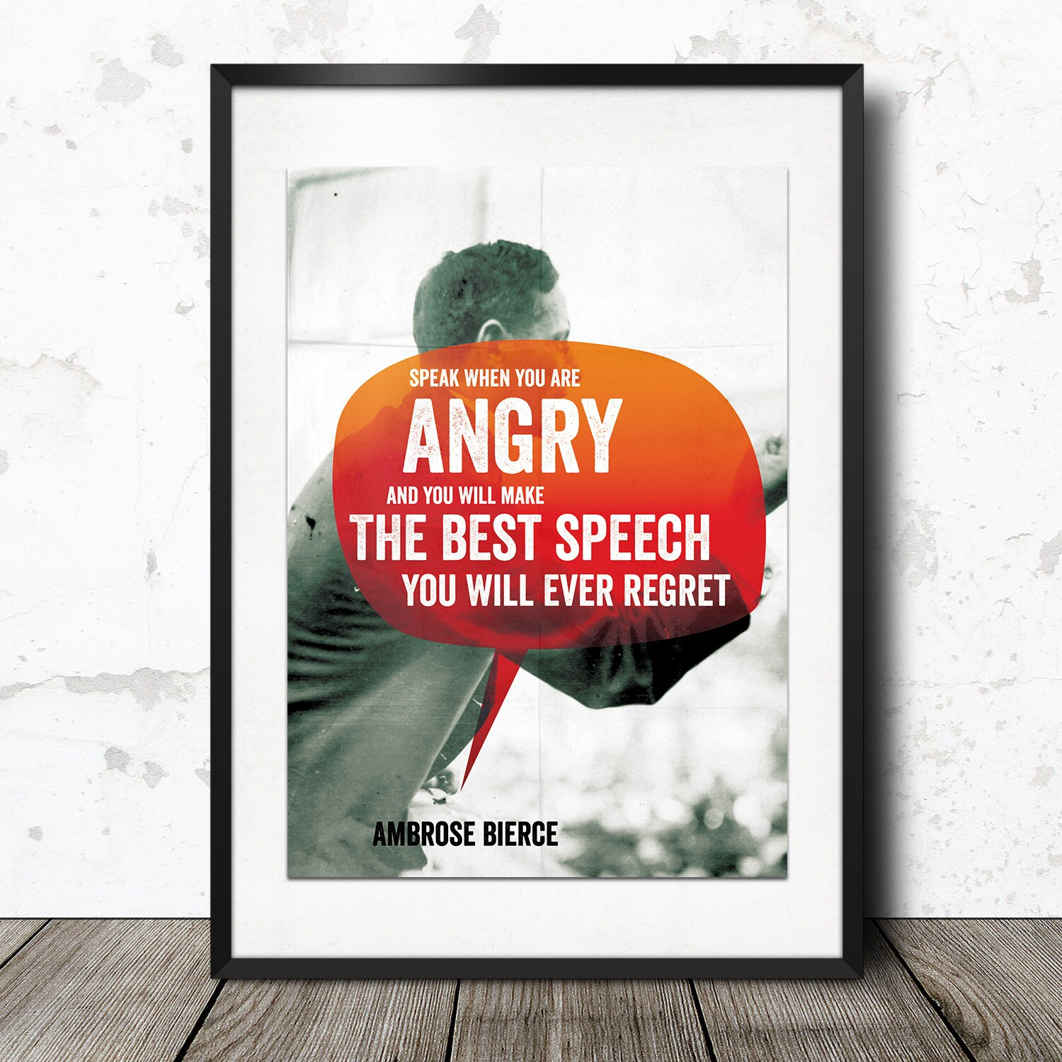 Activism Quotes: Activism Quote By Ambrose Bierce Typography By