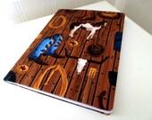Western horse notebook journal.