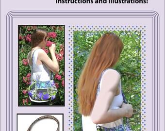 The Perfect Little Purse Pattern - Downloadable PDF Bag Pattern