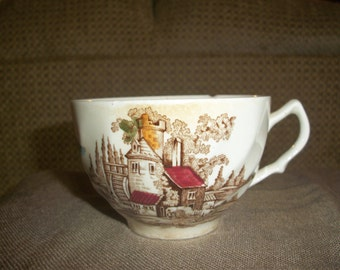 The Old Mill Teacups Set of 2