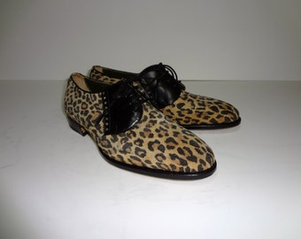 Leopard shoes – Etsy