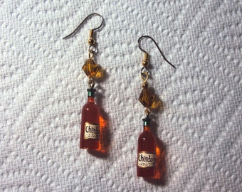 WINE - CHARDONNAY earrings