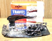 Emson Travel Iron Vintage 1950s