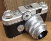 Argus Film Camera Vintage 1950s