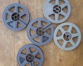 16mm Film Reel Set