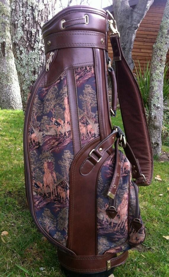 Coach Collection Daiwa Golf Bag