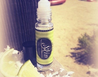 Lime Coconut Roll on Perfume