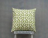 Olive Green Pillow Case, Decorative Throw Pillow Cover, Accent Pillow 18x18 Sofa Pillow Green Pillow Cover Couch Pillow Cover Cushion Cover - EdenPillows