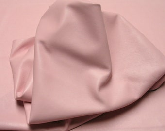 ITALIAN Lambskin Leather Hide Producer Distributer Wholesaler Genuine Lamb Skin Supplier –  Baby Pink, 6 Sq. Ft. = Approx Surf 20″ W X 27″ L