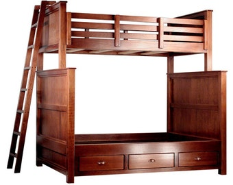 The Peter Bunker Bed