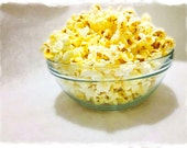 Old-Fashioned Kettle Corn -  Popcorn - Salty, Sweet and Addicting