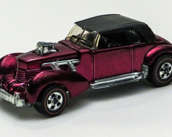 Hot Wheels 1971 Redlines - Classic Cord