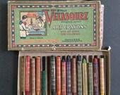 Velasquez Art Crayons