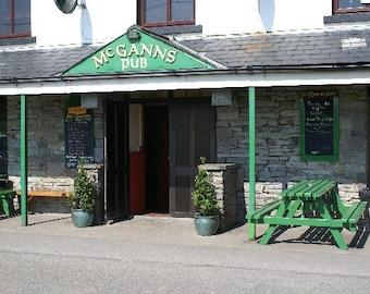McGann's Pub, Doolin-County Clare, Ireland