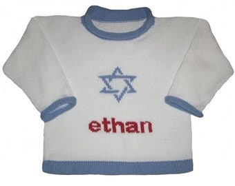 "Shop ""hannukah sweater"" in Boys' Clothing"