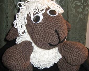 Crochet Lamb Amigurumi - Plush Toy