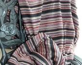 Multi Color Jersey Sweater Knit Designer Apparel Fabric