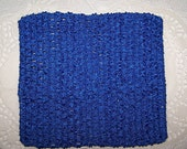 """Royal Blue Crochet Tutu Tops - Crochet Headbands 6"""""""
