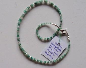 Emerald  Necklace (JK 373)