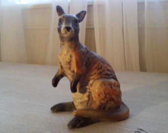 Kangaroo figurine by UCTCI Japan