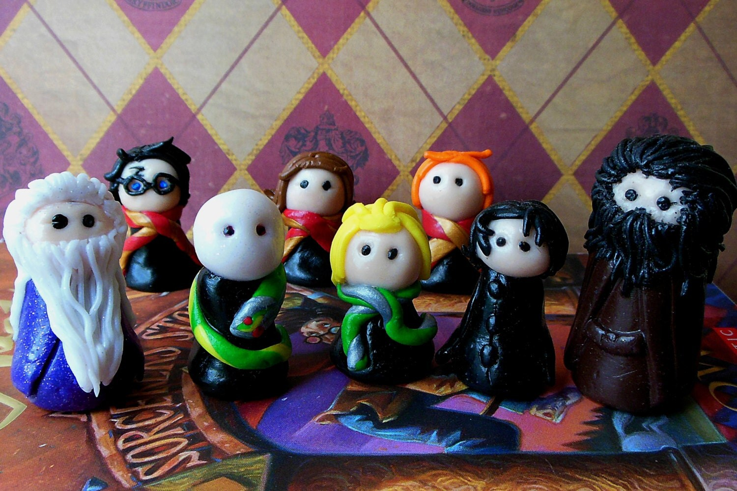 polymer clay harry potter - photo #5
