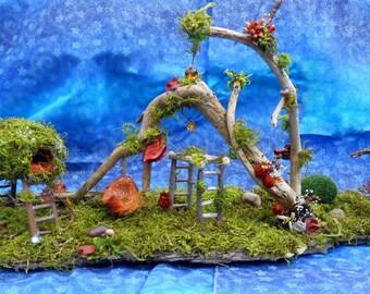 OOAK Fairy Playground