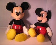 Two Small Mickey Mouse.