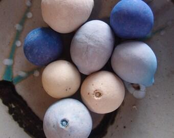 Bellani Balls -8 Balls  - Choose from Bleached, Light Blue or Dark Blue Bellani Balls