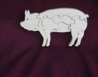 Porky Pig puzzle