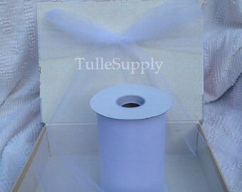 White Tulle Roll, tulle roll, tulle fabric, tulle spool, tutu supply, wholesale tulle, tulle rolls, tutu fabric, tutu supplies