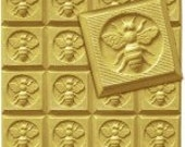 Guest Honeybee Soap Mold - SKU 14