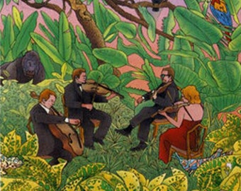 Jungle Quartet no. 14